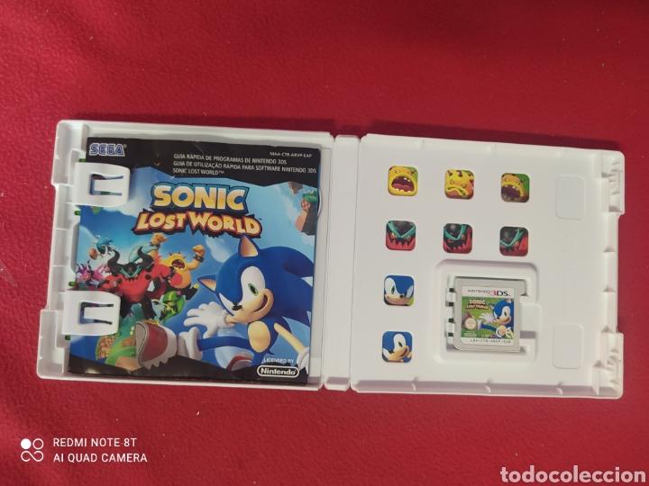 Videojuegos y Consolas: SONIC LOST WORLD - Foto 3 - 274535448