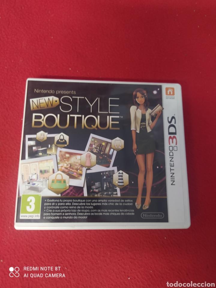 STYLE BOUTIQUE (Juguetes - Videojuegos y Consolas - Nintendo - 3DS)