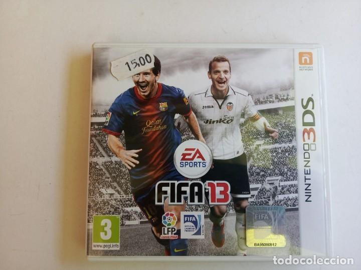 JUEGO NINTENDO 3 DS FIFA 13 (Juguetes - Videojuegos y Consolas - Nintendo - 3DS)