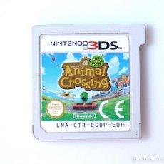 Videojuegos y Consolas: JUEGO ANIMAL CROSSING NINTENDO 3DS. Lote 276132548
