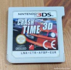 Videojuegos y Consolas: JUEGO NINTENDO 3DS , CRASH TIME 3D. Lote 277284023