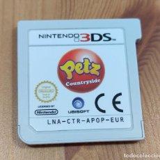 Videojuegos y Consolas: JUEGO NINTENDO 3DS , PETZ COUNTRYSIDE. Lote 277284198