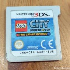 Videojuegos y Consolas: JUEGO NINTENDO 3DS , LEGO CITY UNDERCOVER , THE CHASE BEGINS. Lote 277284338