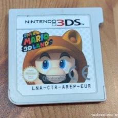 Videojuegos y Consolas: JUEGO NINTENDO 3DS , SUPER MARIO 3D LAND. Lote 277284863