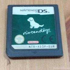Videojuegos y Consolas: JUEGO NINTENDO DS , NINTENDOGS. Lote 277284958