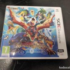 Videojuegos y Consolas: MONSTERS STORIES 3DS - NINTENDO - PAL ESP. Lote 278190298
