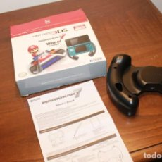 Videojuegos y Consolas: VOLTANTE NINTENDO 3DS MARIO KART 7. Lote 278534448