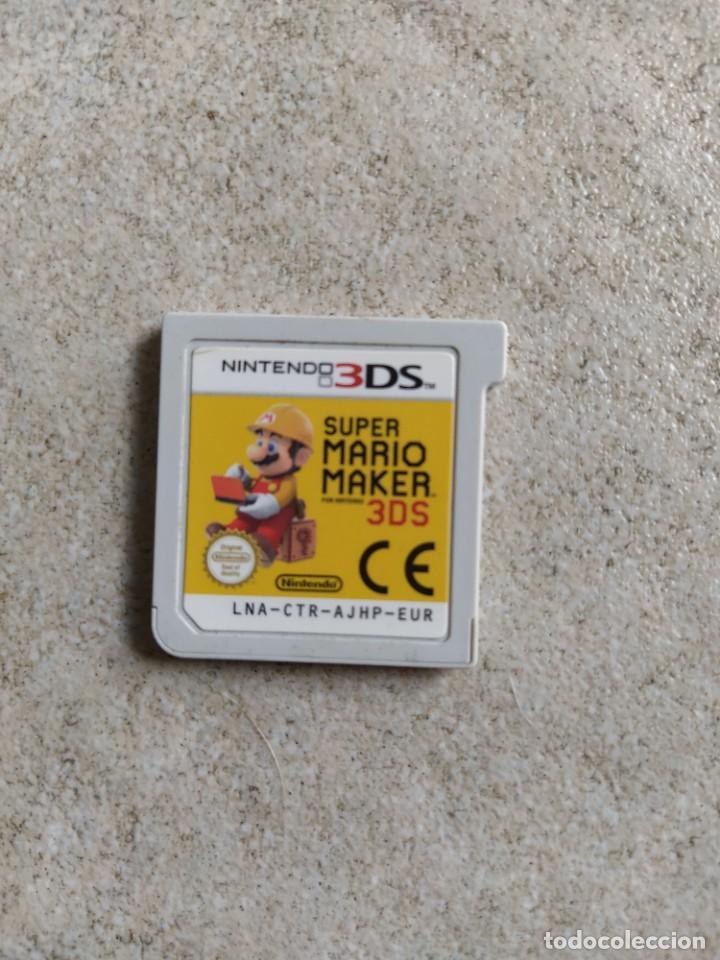 SUPER MARIO MAKER NINTENDO 3DS N3DS (Juguetes - Videojuegos y Consolas - Nintendo - 3DS)