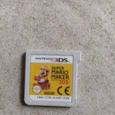 Videojuegos y Consolas: SUPER MARIO MAKER NINTENDO 3DS N3DS. Lote 278580633