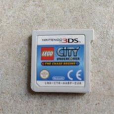 Videojuegos y Consolas: LEGO CITY NINTENDO 3DS N3DS. Lote 278580663