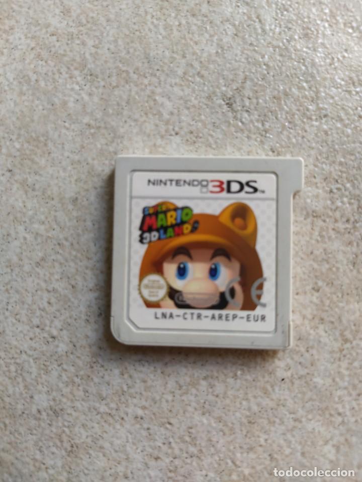 SUPER MARIO 3D LAND 3DLAND NINTENDO 3DS N3DS (Juguetes - Videojuegos y Consolas - Nintendo - 3DS)
