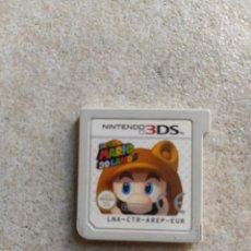 Videojuegos y Consolas: SUPER MARIO 3D LAND 3DLAND NINTENDO 3DS N3DS. Lote 278580733