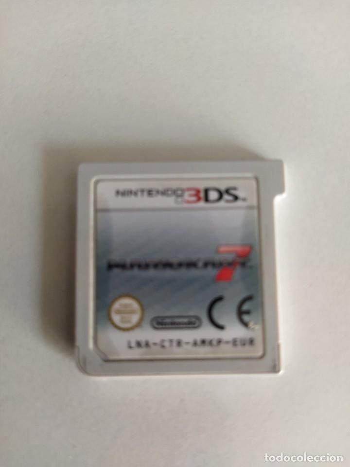 MARIO KART 7 NINTENDO 3DS N3DS (Juguetes - Videojuegos y Consolas - Nintendo - 3DS)