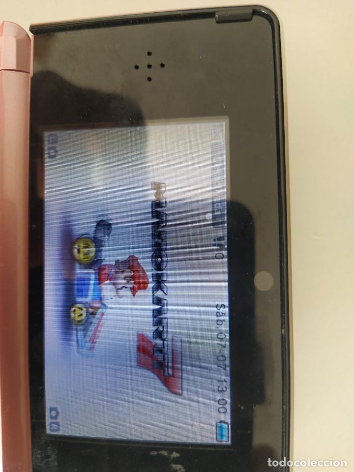 Videojuegos y Consolas: CONSOLA NINTENDO 3DS N3DS + CARGADOR Y FUNDA , FUNCIONA PERFECTA - Foto 3 - 278581328