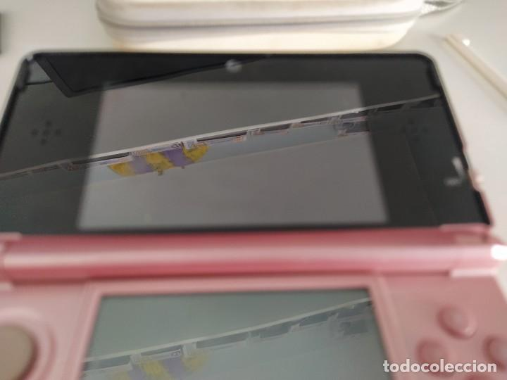 Videojuegos y Consolas: CONSOLA NINTENDO 3DS N3DS + CARGADOR Y FUNDA , FUNCIONA PERFECTA - Foto 8 - 278581328