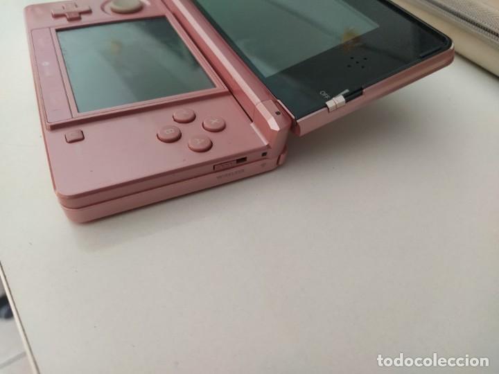 Videojuegos y Consolas: CONSOLA NINTENDO 3DS N3DS + CARGADOR Y FUNDA , FUNCIONA PERFECTA - Foto 9 - 278581328
