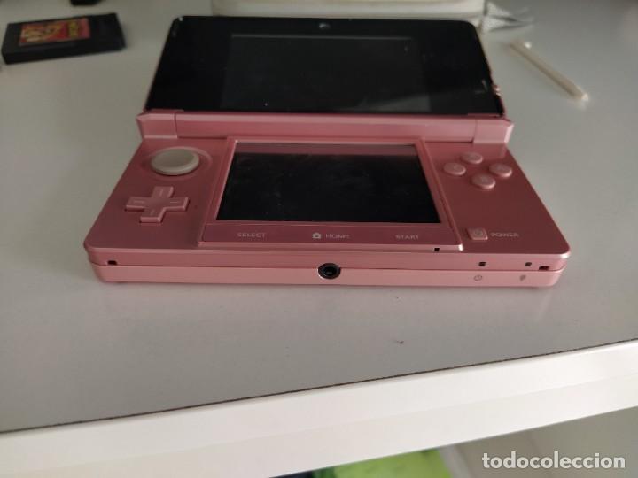 Videojuegos y Consolas: CONSOLA NINTENDO 3DS N3DS + CARGADOR Y FUNDA , FUNCIONA PERFECTA - Foto 10 - 278581328