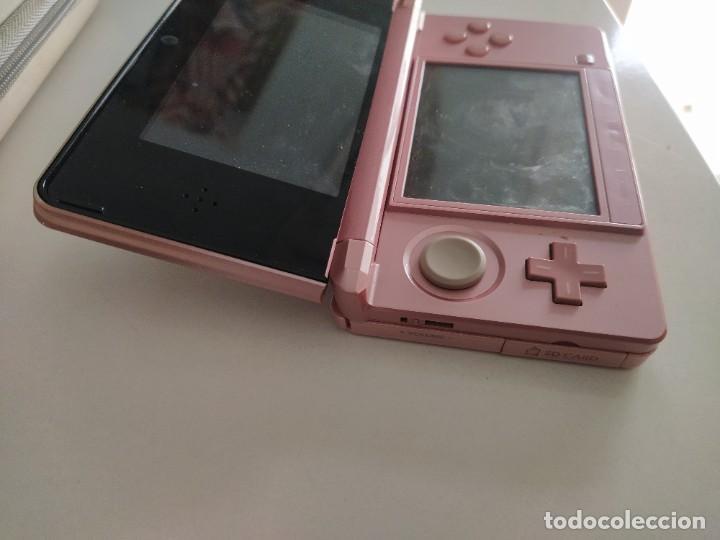 Videojuegos y Consolas: CONSOLA NINTENDO 3DS N3DS + CARGADOR Y FUNDA , FUNCIONA PERFECTA - Foto 11 - 278581328