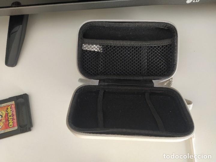 Videojuegos y Consolas: CONSOLA NINTENDO 3DS N3DS + CARGADOR Y FUNDA , FUNCIONA PERFECTA - Foto 13 - 278581328