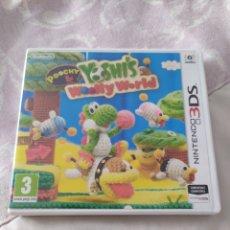 Videojuegos y Consolas: YOSHI'S WOOLLY WORLD 3DS. Lote 279355373