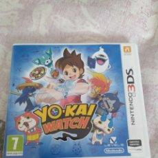 Videojuegos y Consolas: YO-KAI WATCH 3DS. Lote 279358788