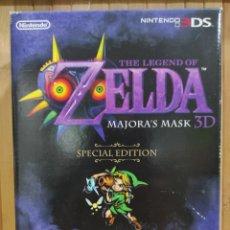 Videojuegos y Consolas: ZELDA MAJORA'S MASK 3D - SPECIAL EDITION - NINTENDO 3DS. Lote 280222713