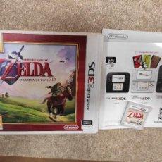 Videogiochi e Consoli: THE LEGEND OF ZELDA: OCARINA OF TIME (3DS) NINTENDO. Lote 281018758