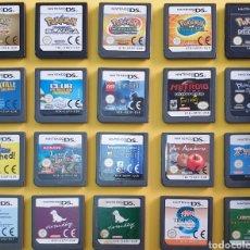 Videogiochi e Consoli: CONSOLA NINTENDO 3DS + 20 JUEGOS. Lote 285402803