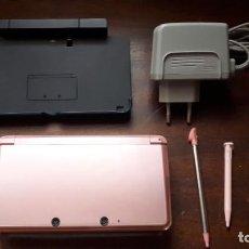 Videojuegos y Consolas: NINTENDO 3DS-CON CARGADORES ORIGINALES. Lote 286268588