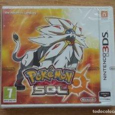 Videojuegos y Consolas: POKEMON SOL NINTENDO 3DS N3DS PAL ESPAÑA PRECINTADO. Lote 286803363