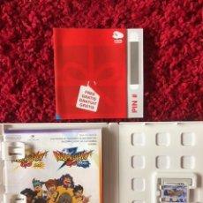 Videojuegos y Consolas: INAZUMA ELEVEN GO: SHADOW SOMBRA NINTENDO 3DS COMPLETO PAL ESPAÑA. Lote 287470788