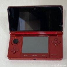 Videogiochi e Consoli: CONSOLA NINTENDO 3DS - ROJA - AÑO 2011 - FUNCIONA CORRECTAMNETE. Lote 287598003