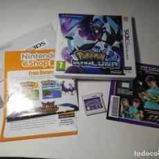 Videojuegos y Consolas: POKEMON ULTRALUNA ( NINTENDO 3DS - PAL - ESP)(1). Lote 287913298