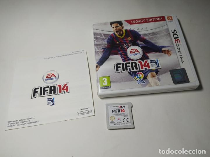 FIFA 14 ( NINTENDO 3DS - PAL - ESP) (Juguetes - Videojuegos y Consolas - Nintendo - 3DS)