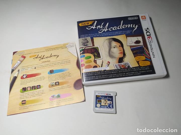 NEW ART ACADEMY ( NINTENDO 3DS - PAL - ESP) (Juguetes - Videojuegos y Consolas - Nintendo - 3DS)