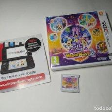 Videojuegos y Consolas: DISNEY MAGICAL WORLD 2 ( NINTENDO 3DS - PAL - ESP)(1). Lote 287913988