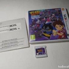 Videojuegos y Consolas: YO-KAI WATCH 2 - MENTESPECTROS ( NINTENDO 3DS - PAL - ESP)(1). Lote 287914103