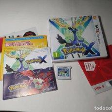Videojuegos y Consolas: POKEMON X ( NINTENDO 3DS - PAL - ESP)(1). Lote 287914238
