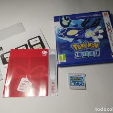 Videojuegos y Consolas: POKEMON ZAFIRO ALFA ( NINTENDO 3DS - PAL - ESP)(1). Lote 287914318