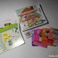 Videojuegos y Consolas: ANIMAL CROSSING : HAPPY HOME DESIGNER ( NINTENDO 3DS - PAL - ESP)(1). Lote 287914428