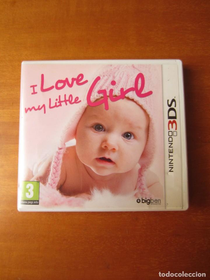 I LOVE MY LITTLE GIRL (NINTENDO 3DS) (Juguetes - Videojuegos y Consolas - Nintendo - 3DS)