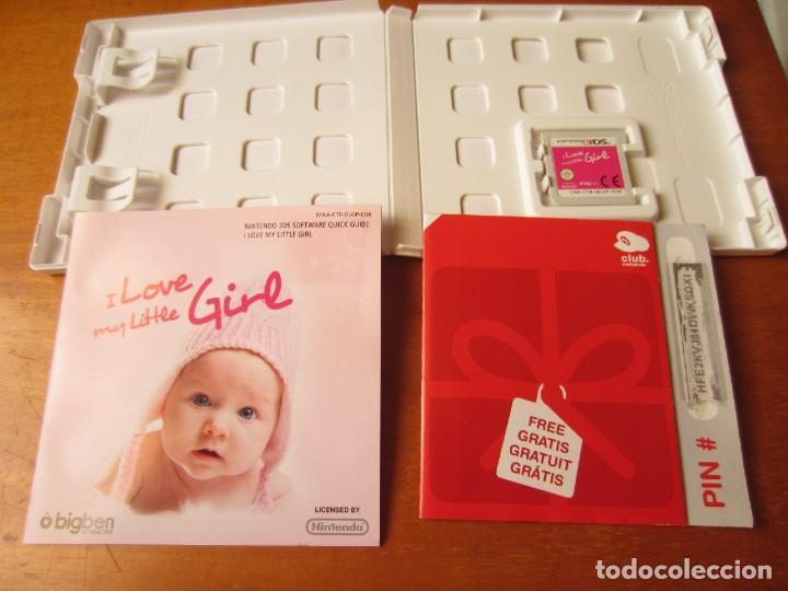 Videojuegos y Consolas: I Love my Little Girl (Nintendo 3DS) - Foto 5 - 289027343