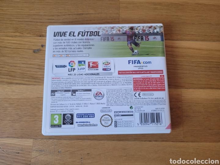 Videojuegos y Consolas: Nintendo 3ds fifa 15 caja vacia - Foto 3 - 289395113