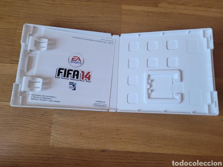 Videojuegos y Consolas: Nintendo 3ds fifa 14 caja vacia - Foto 2 - 289395303