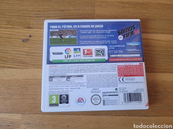 Videojuegos y Consolas: Nintendo 3ds fifa 14 caja vacia - Foto 3 - 289395303