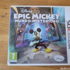 Videojuegos y Consolas: NINTENDO 3DS EPIC MICKEY CAJA VACIA. Lote 289395353