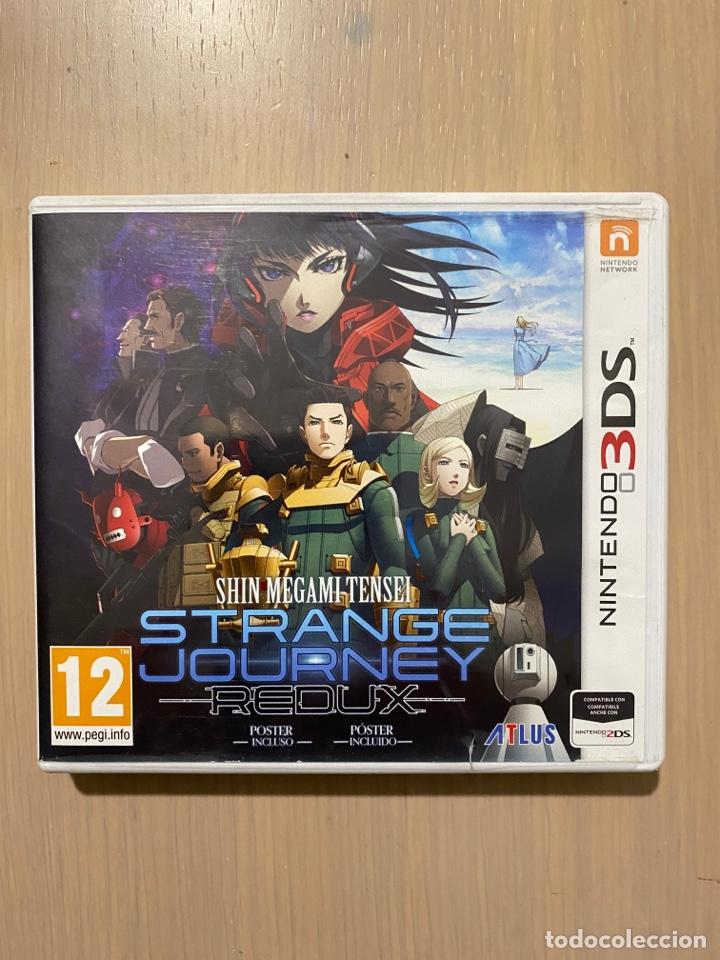 SHIN MEGAMI TENSEI STRANGE JOURNEY REDUX (Juguetes - Videojuegos y Consolas - Nintendo - 3DS)