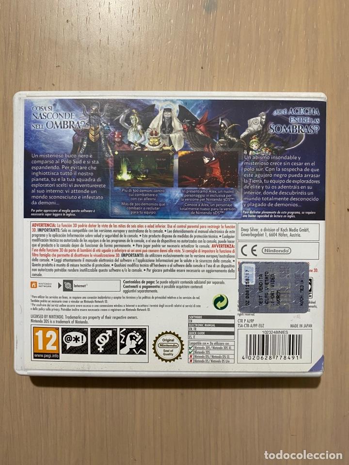 Videojuegos y Consolas: Shin Megami Tensei Strange Journey Redux - Foto 2 - 287954648