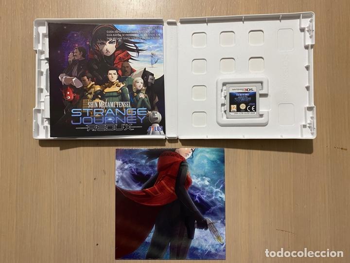 Videojuegos y Consolas: Shin Megami Tensei Strange Journey Redux - Foto 3 - 287954648