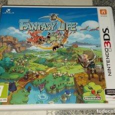 Videojuegos y Consolas: FANTASY LIFE NINTENDO 3DS PAL ESPAÑA LEVEL 5. Lote 293742903